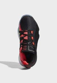 adidas Performance - DAME 6 SHOES - Basketball shoes - black - 1