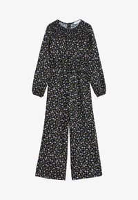 Mango - CLOTY - Jumpsuit - dark navy - 0