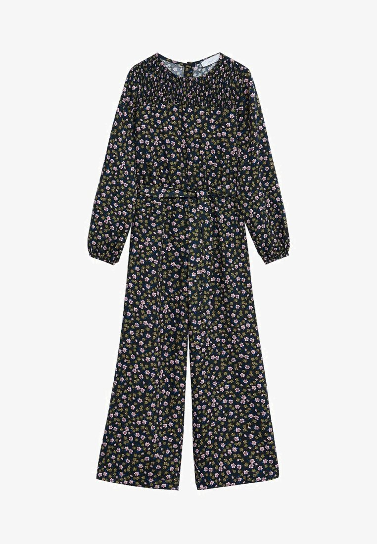 Mango - CLOTY - Jumpsuit - dark navy