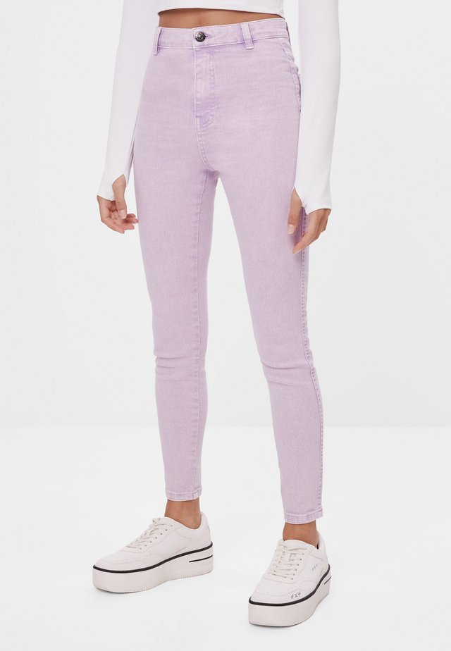 Jeggings - mauve