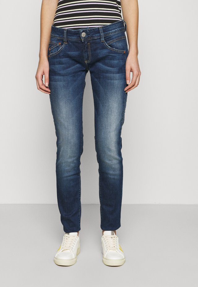 GILA - Vaqueros slim fit - blue desire