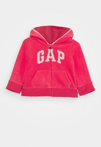 GAP - TODDLER GIRL LOGO - Fleecejas - rosehip - 0
