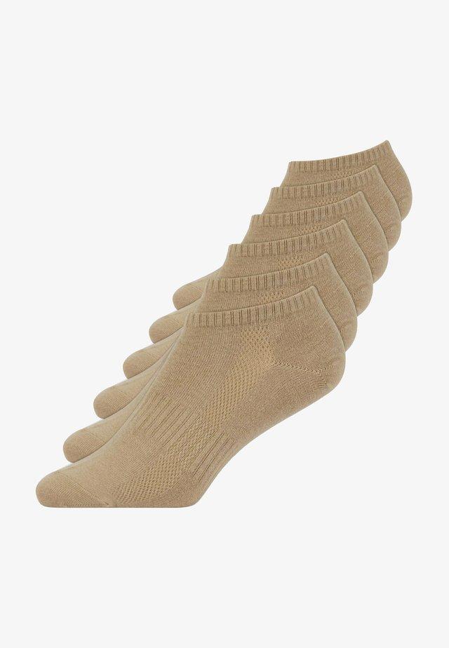 SNEAKER SOCKEN - Socks - beige