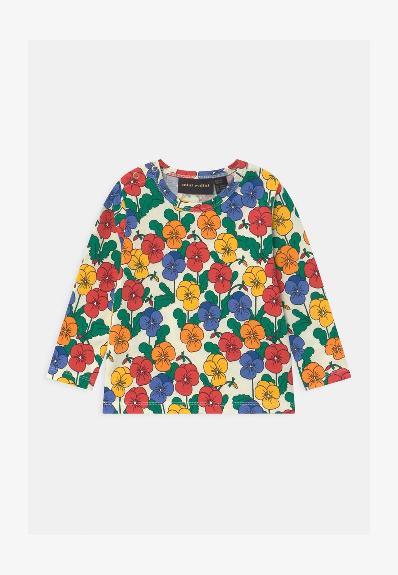 Mini Rodini - BABY VIOLAS LS TEE - Top s dlouhým rukávem - multi-coloured
