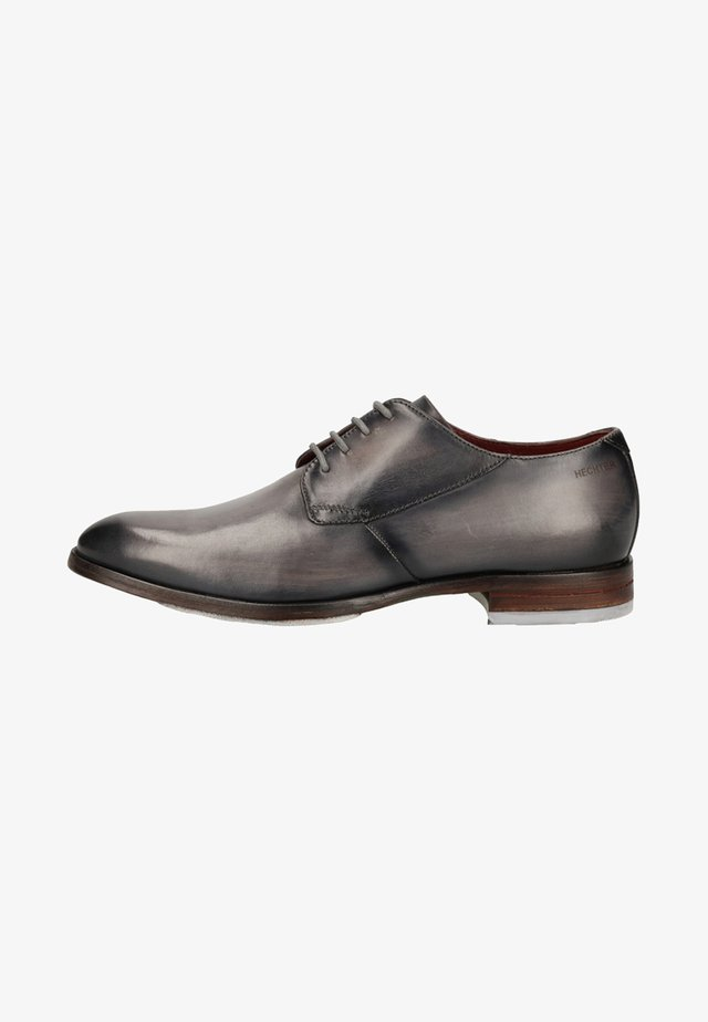 Veterschoenen - dark grey