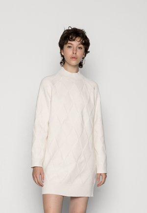 HARLEY DRESS - Jumper dress - cream