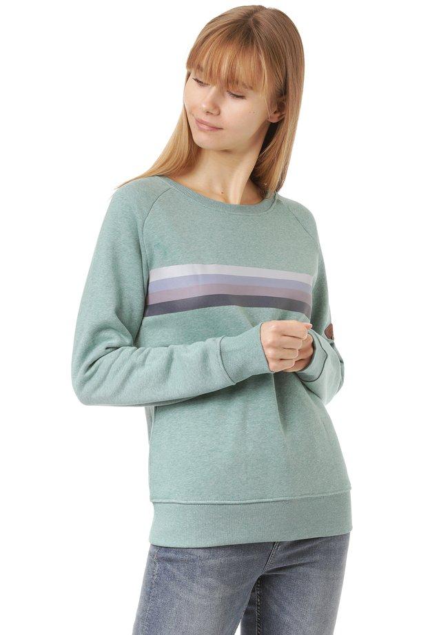 MIRA - Sweater - mint melange