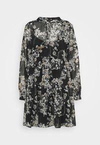 DRESS - Day dress - almond milk flower