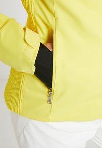 Phenix - MAIKO  - Ski jas - light yellow - 6