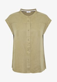 BLOUSE - Chemisier - bleached olive