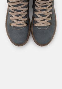 Rieker - Zimní obuv - jeans/terra/wine - 5