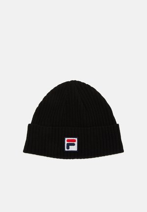 FISHERMAN BEANIE - Lue - black