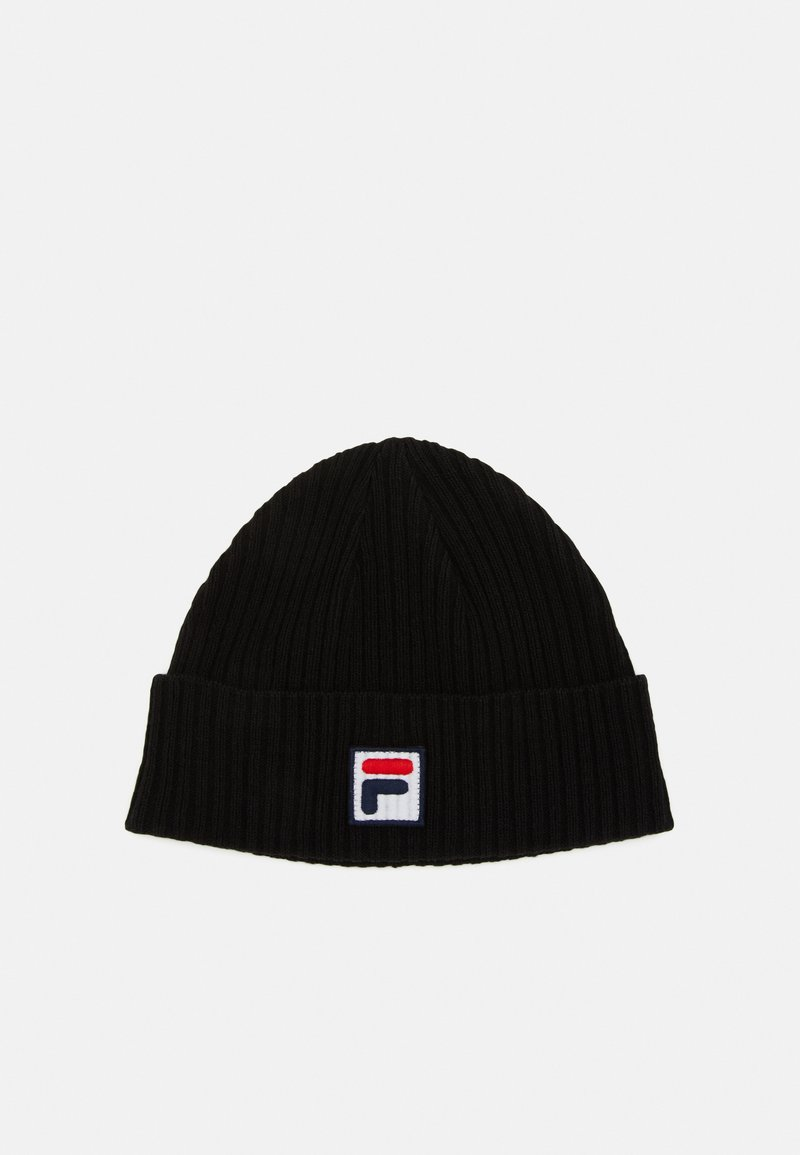 Fila - FISHERMAN BEANIE - Beanie - black