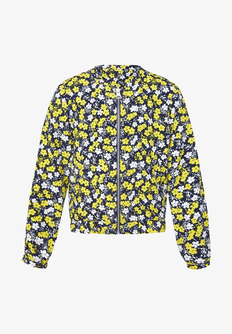 WE Fashion - Bomber Jacket - yellow