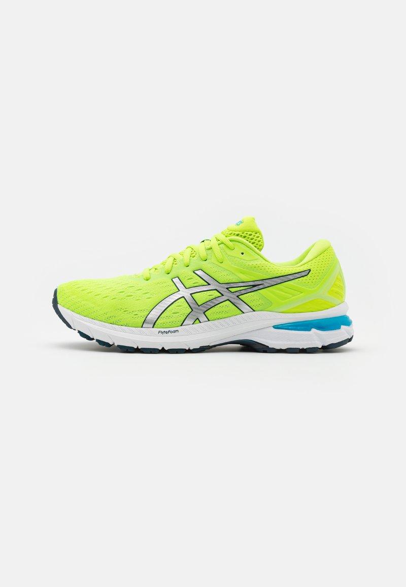 ASICS - GT 2000 9 - Stabilty running shoes - hazard green/pure silver