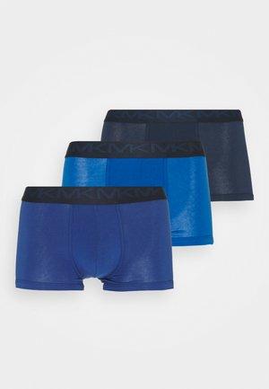 FASHION TRUNK 3 PACK - Pants - ship blue
