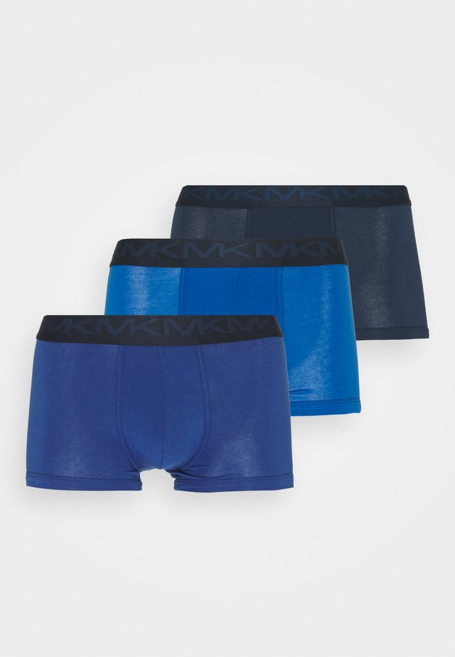 FASHION TRUNK 3 PACK - Culotte - ship blue