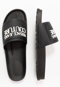 Versace Jeans Couture - Pool slides - nero - 1