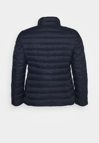 ONLY Carmakoma - CARTAHOE QUILTED JACKET - Winter jacket - night sky - 1