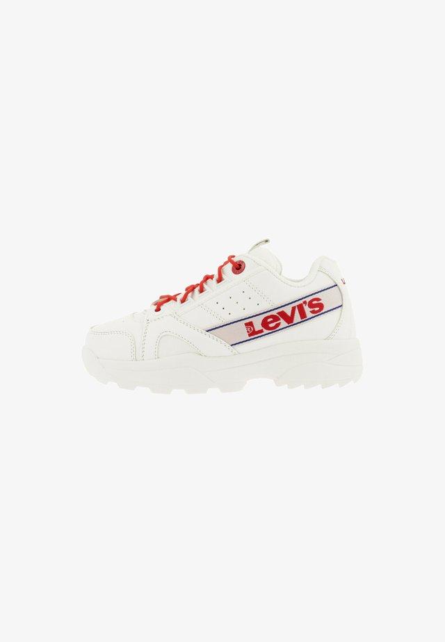 SOHO - Sneakers laag - white