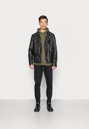 HALE 2 PACK - Sweatshirt - charco/army