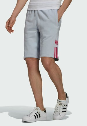 ADICOLOR 3D TREFOIL OMBRÉ SHORTS - Trainingsbroek - blue