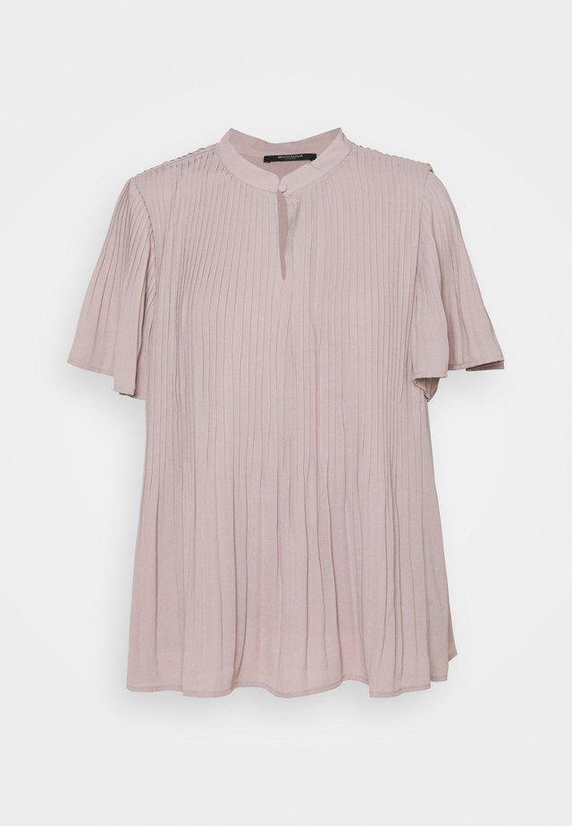 CAMILLA ELLEVIRA - Bluse - dusty violet