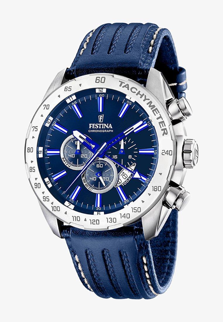 Festina - Chronograph watch - blau