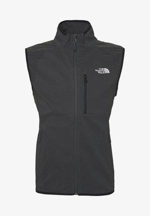 MEN'S NIMBLE VEST - Waistcoat - asphalt grey