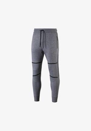 EVOKNIT  - Träningsbyxor - medium gray heather
