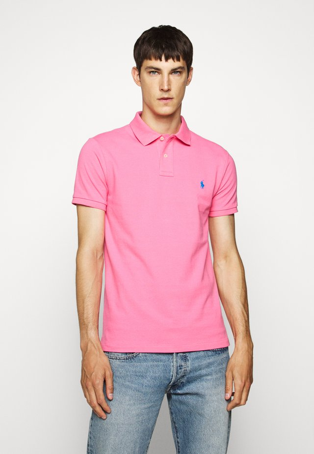 SLIM FIT MODEL - Polo - pink