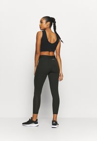 adidas Performance - Legging - black/white