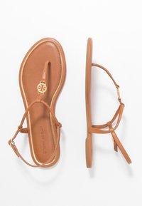 Tory Burch - EMMY  - Sandály s odděleným palcem - ambra - 3
