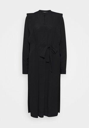 LILLI COVER DRESS - Denní šaty - black