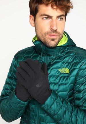 APEX ETIP GLOVE - Gloves - tnf black