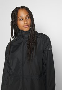 adidas Performance - OUTERIOR WIND.RDY PARKA - Short coat - black - 4