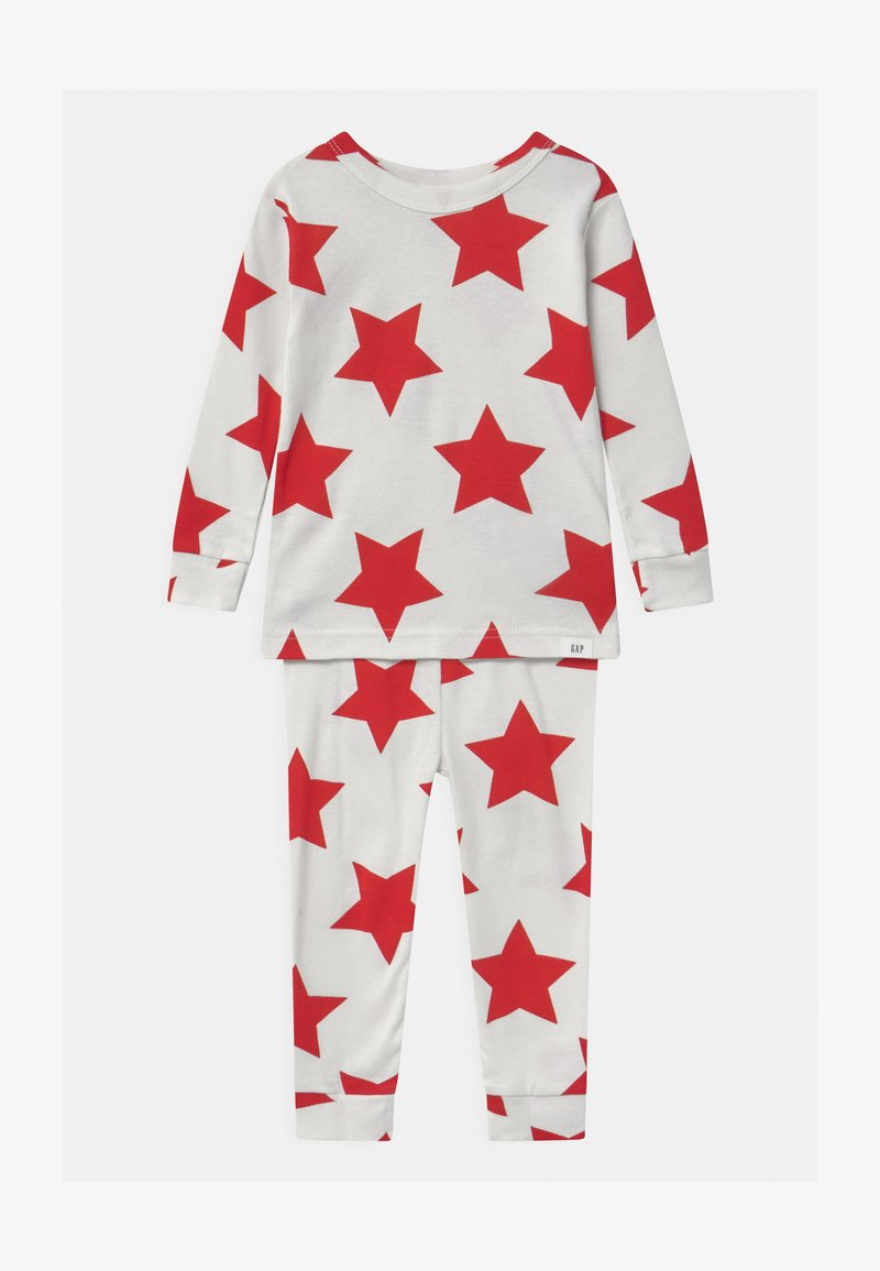 GAP - TODDLER GIRL XMAS - Pyjama set - ivory frost