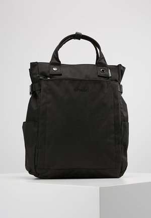 2 WAY BACKPACK UNISEX - Reppu - black