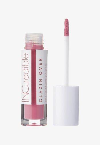INC.REDIBLE GLAZIN OVER LIP GLAZE - Lip gloss - 10082 plans today