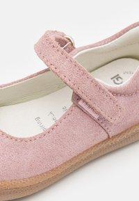Primigi - Ballerina's met enkelbandjes - light pink - 5