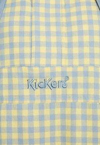 Kickers Classics - GINGHAM ANORAK - Windbreaker - yellow/blue - 2