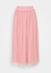 Needle & Thread - HONEYCOMB SMOCKED BALLERINA SKIRT EXCLUSIVE - A-line skirt - rose - 0