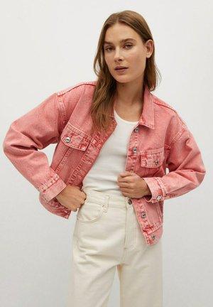 IMPACT-H - Denim jacket - rose