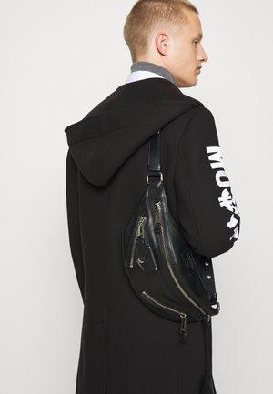 BODY BAG UNISEX - Bum bag - black