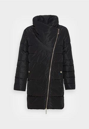 IMBOTTITO OVATTA LUNGO - Winter coat - nero