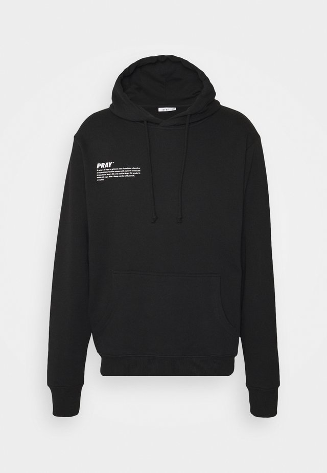 HOPE HOODIE UNISEX  - Sweater - black