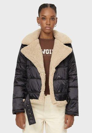 DOUBLEFACE  - Zimní bunda - black
