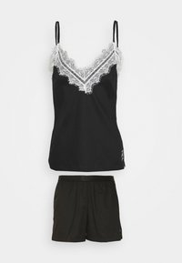 KARL LAGERFELD - SHORT - Pyjamas - black - 4
