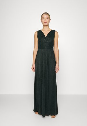 TORRIE SLEEVELESS EVENING DRESS - Ballkjole - deep pine/black