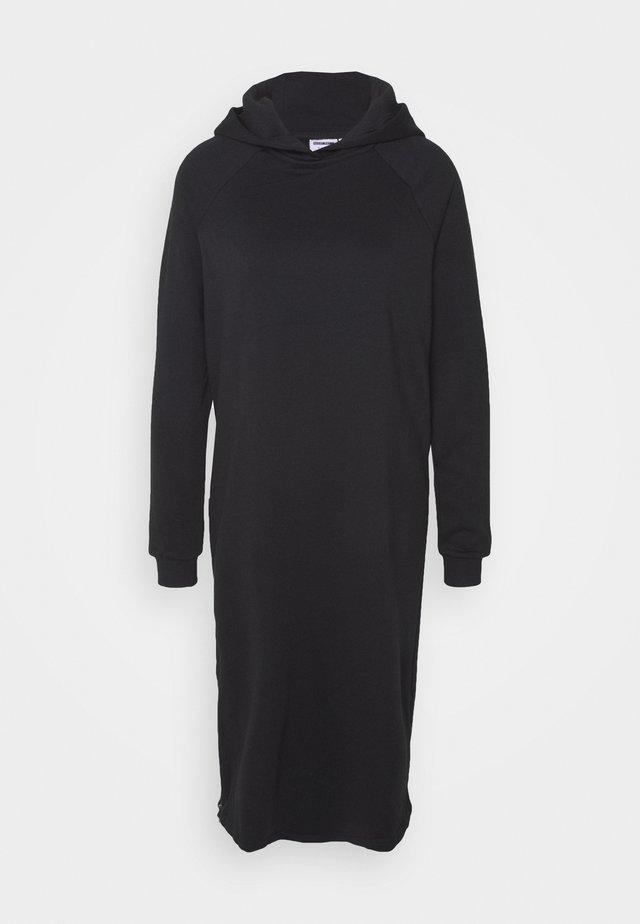 NMHELENE DRESS - Robe d'été - black